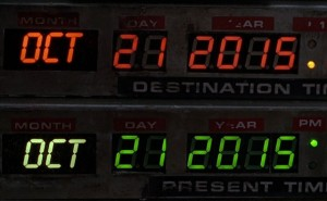 back to future